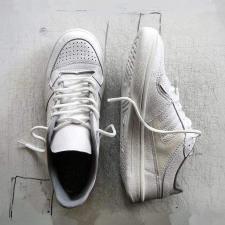 кроссовки динамо полностью белые
