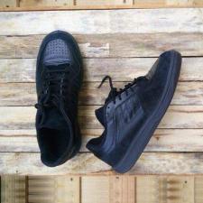 чёрные кроссовки динамо фабрики