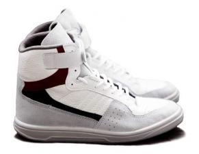 кроссовки динамо белые высокие