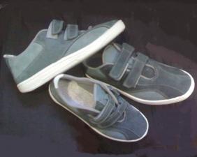 кроссовки динамо на липучках