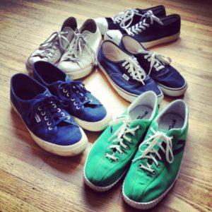 Мужская обувь кроссовки динамо